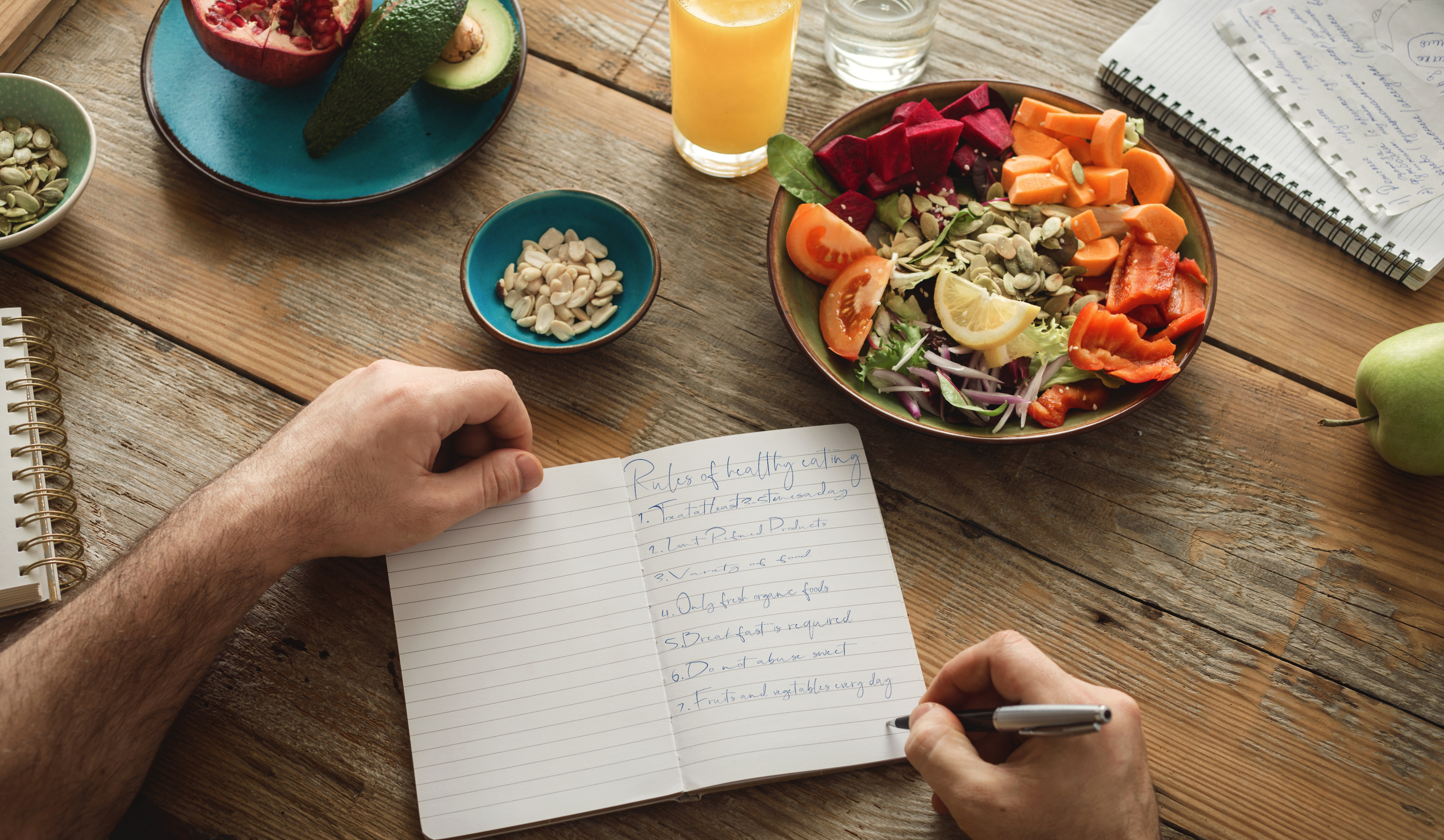 antioxidant foods diet