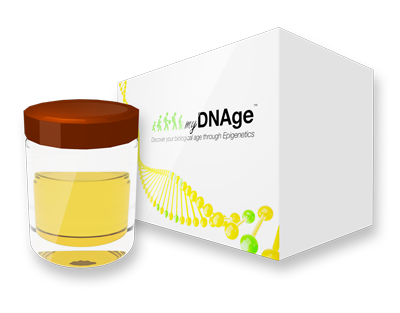 MyDNAge - Urine Test logo