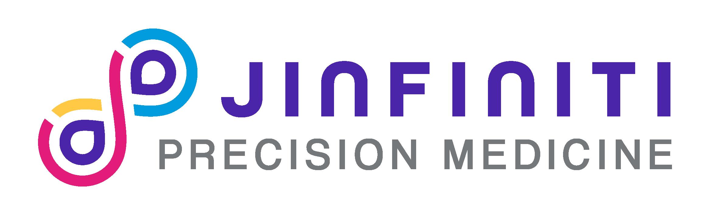 jinfiniti precision medicine logo
